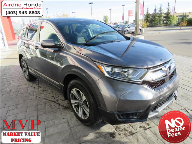 2018 Honda CR-V LX (Stk: 200436A) in Airdrie - Image 1 of 8