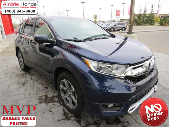 2017 Honda CR-V EX (Stk: 200424A) in Airdrie - Image 1 of 8