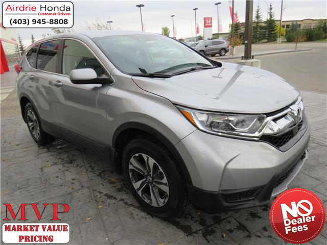 2018 Honda CR-V LX (Stk: 206472A) in Airdrie - Image 1 of 8