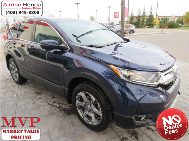 2018 Honda CR-V EX (Stk: U1711) in Airdrie - Image 1 of 8