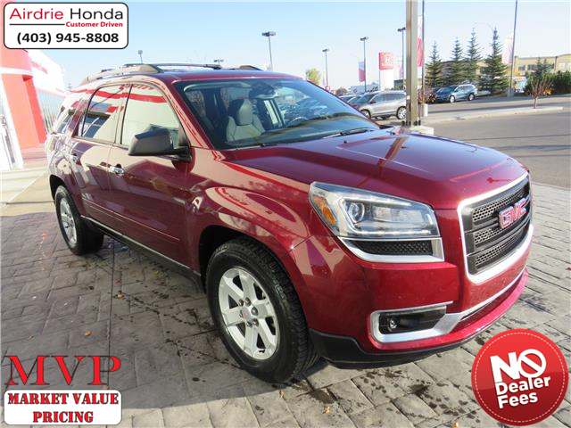 2015 GMC Acadia SLE2 (Stk: 200406A) in Airdrie - Image 1 of 39