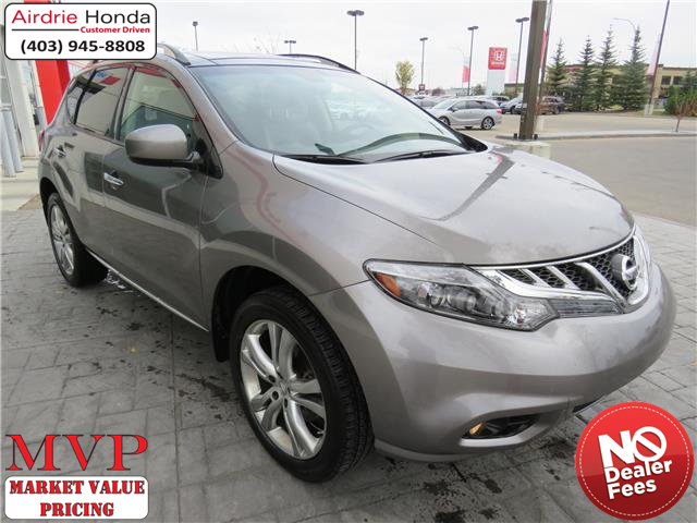 2012 Nissan Murano LE (Stk: 200461A) in Airdrie - Image 1 of 8