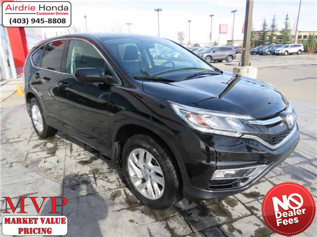 2016 Honda CR-V EX-L (Stk: 200207A) in Airdrie - Image 1 of 39