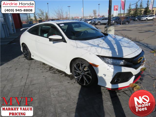 2018 Honda Civic Si (Stk: U1713) in Airdrie - Image 1 of 31