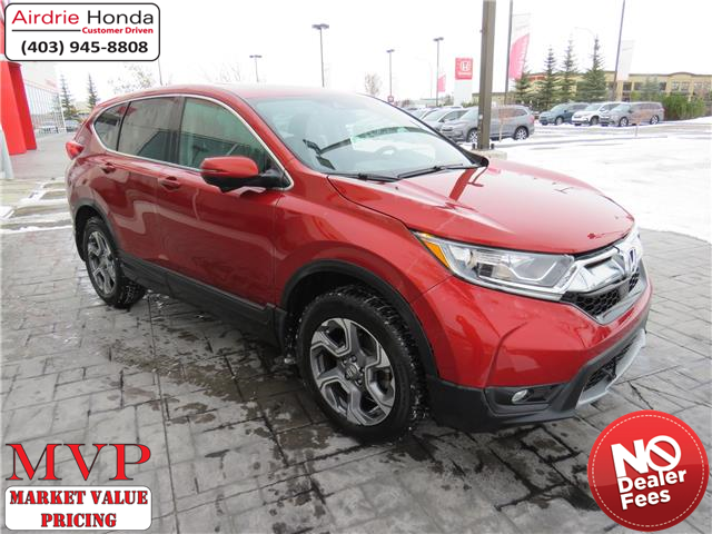 2017 Honda CR-V EX-L (Stk: 200383A) in Airdrie - Image 1 of 36
