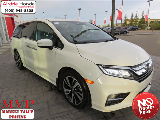 2019 Honda Odyssey Touring (Stk: U1716) in Airdrie - Image 1 of 38