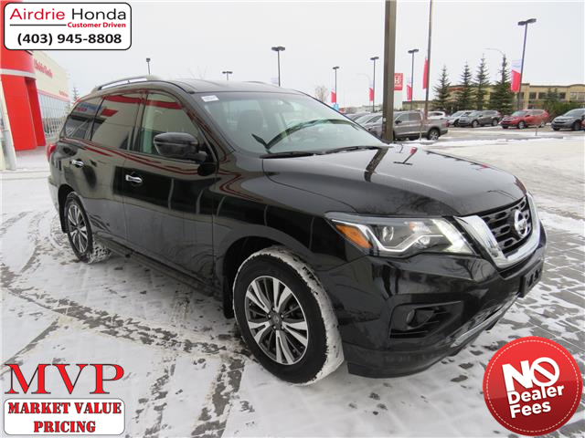 2018 Nissan Pathfinder SV Tech (Stk: 200533A) in Airdrie - Image 1 of 8