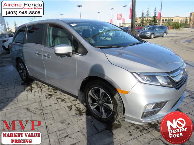 2018 Honda Odyssey EX-L (Stk: 210009A) in Airdrie - Image 1 of 37