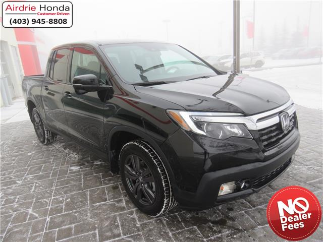 2018 Honda Ridgeline Sport (Stk: 200507A) in Airdrie - Image 1 of 8