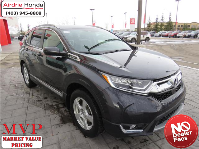 2019 Honda CR-V Touring (Stk: U1719) in Airdrie - Image 1 of 8