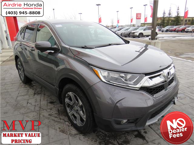 2018 Honda CR-V EX-L (Stk: 200492A) in Airdrie - Image 1 of 8