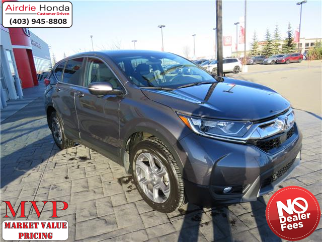 2018 Honda CR-V EX (Stk: 200518A) in Airdrie - Image 1 of 38