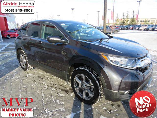 2019 Honda CR-V EX (Stk: 200392A) in Airdrie - Image 1 of 36
