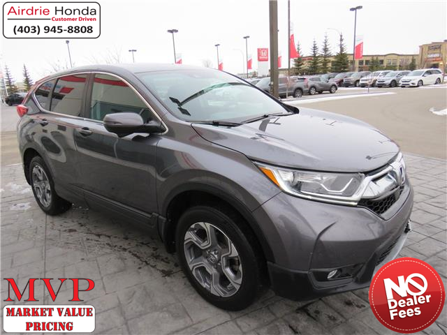 2018 Honda CR-V EX (Stk: 200512A) in Airdrie - Image 1 of 39