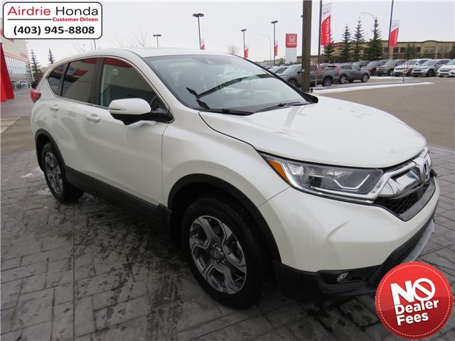 2018 Honda CR-V EX (Stk: 200521A) in Airdrie - Image 1 of 38