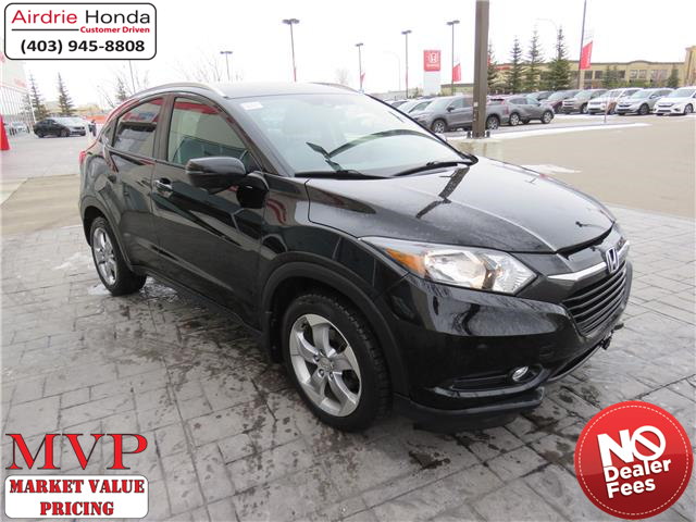 2017 Honda HR-V EX-L (Stk: U1723) in Airdrie - Image 1 of 34
