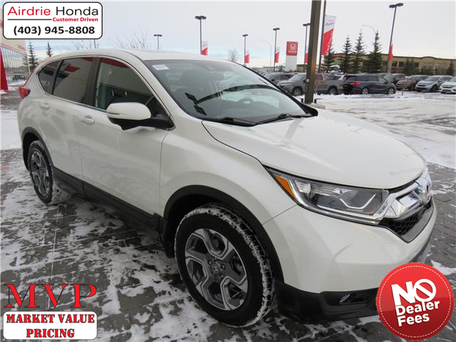 2017 Honda CR-V EX (Stk: 206563A) in Airdrie - Image 1 of 36