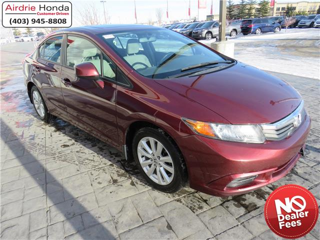2012 Honda Civic EX (Stk: 206430B) in Airdrie - Image 1 of 32