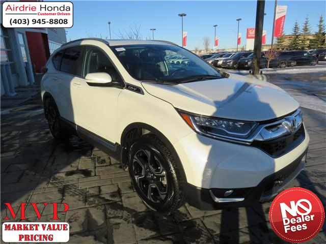 2018 Honda CR-V Touring (Stk: 210076A) in Airdrie - Image 1 of 39