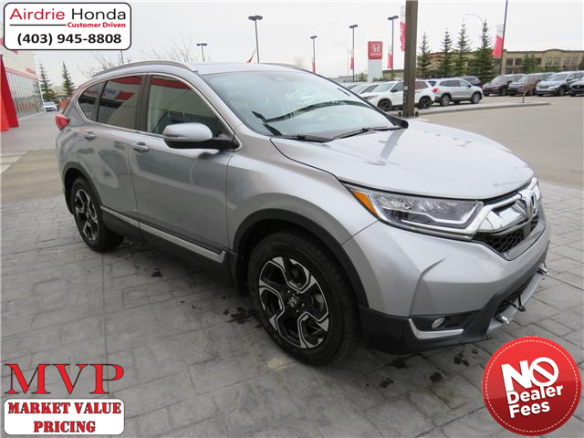 2018 Honda CR-V Touring (Stk: 210178A) in Airdrie - Image 1 of 40