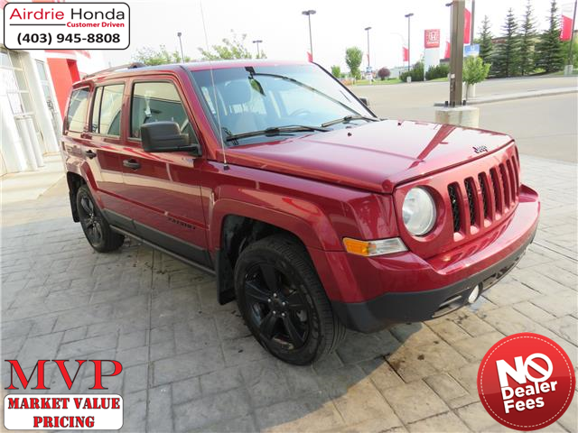 2015 Jeep Patriot Sport/North (Stk: 210178B) in Airdrie - Image 1 of 8