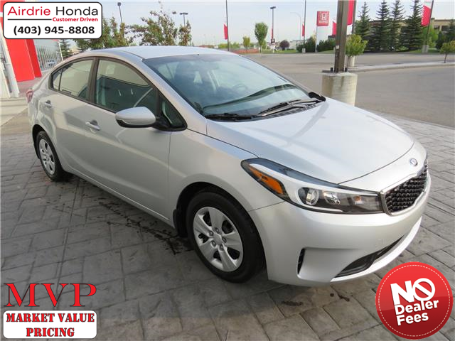 2018 Kia Forte LX (Stk: 210332A) in Airdrie - Image 1 of 8