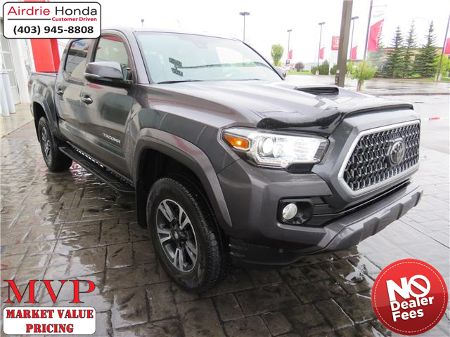 2018 Toyota Tacoma TRD Sport (Stk: 210336A) in Airdrie - Image 1 of 32