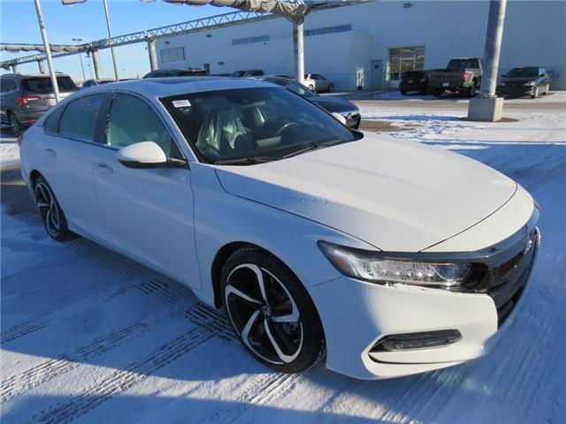 2020 Honda Accord Sport 1.5T (Stk: 200031) in Airdrie - Image 1 of 8