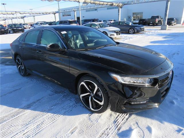 2020 Honda Accord Sport 1.5T (Stk: 200043) in Airdrie - Image 1 of 8