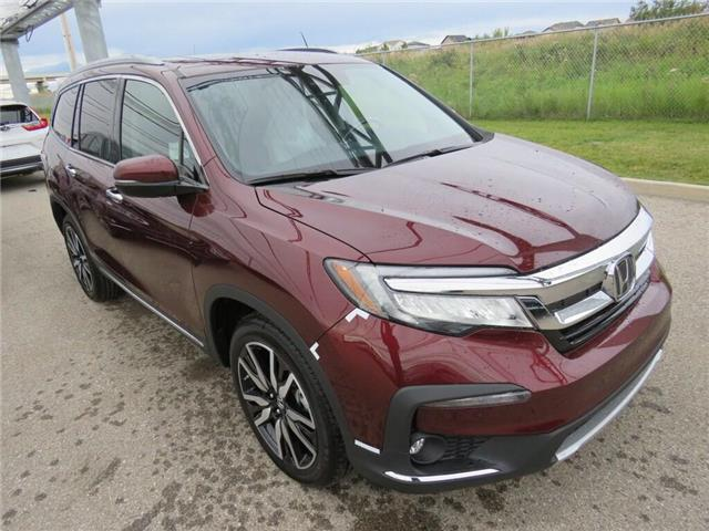 2020 Honda Pilot Touring 8P (Stk: 200003) in Airdrie - Image 1 of 8