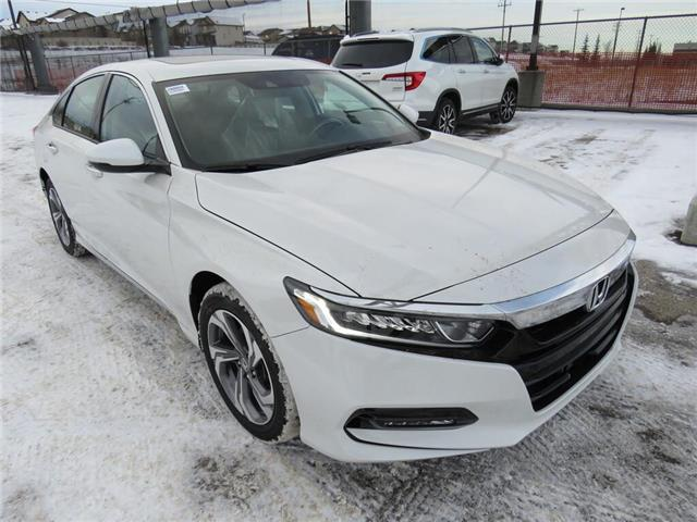 2020 Honda Accord EX-L 1.5T (Stk: 200084) in Airdrie - Image 1 of 8