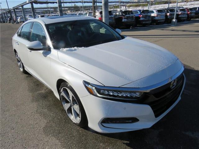 2020 Honda Accord Touring 1.5T (Stk: 200017) in Airdrie - Image 1 of 8