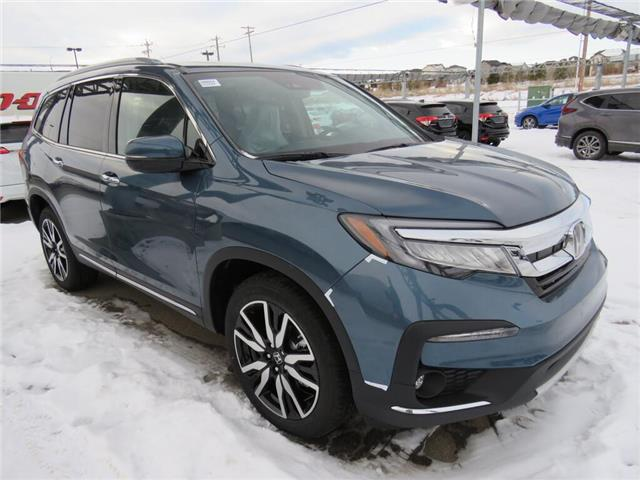 2020 Honda Pilot Touring 7P (Stk: 200044) in Airdrie - Image 1 of 8