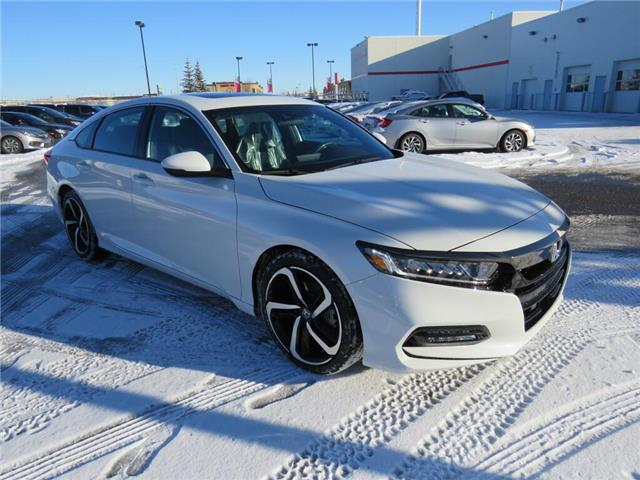 2020 Honda Accord Sport 2.0T (Stk: 200047) in Airdrie - Image 1 of 8