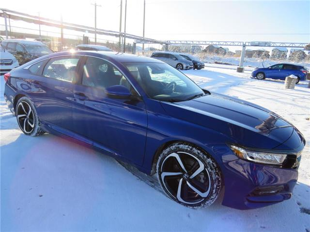 2020 Honda Accord Sport 1.5T (Stk: 200049) in Airdrie - Image 1 of 8