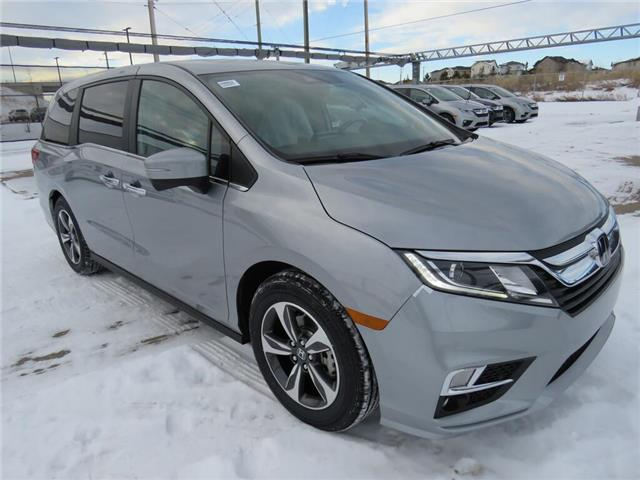 2020 Honda Odyssey EX-L RES (Stk: 200052) in Airdrie - Image 1 of 8