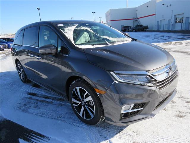 2020 Honda Odyssey Touring (Stk: 200024) in Airdrie - Image 1 of 8