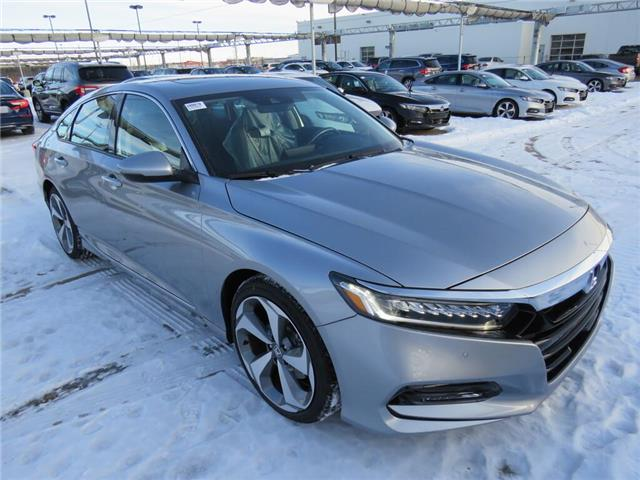 2020 Honda Accord Touring 1.5T (Stk: 200070) in Airdrie - Image 1 of 8