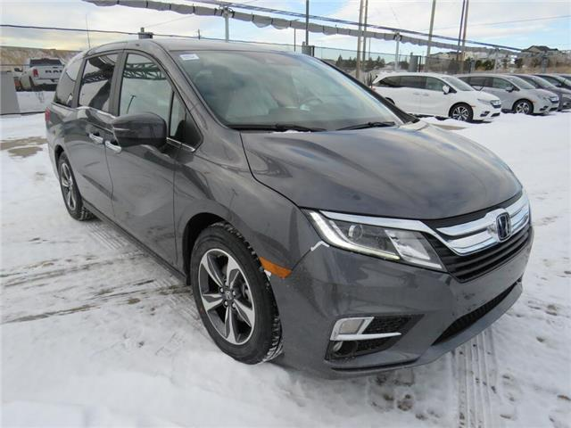 2020 Honda Odyssey EX-L RES (Stk: 200071) in Airdrie - Image 1 of 8