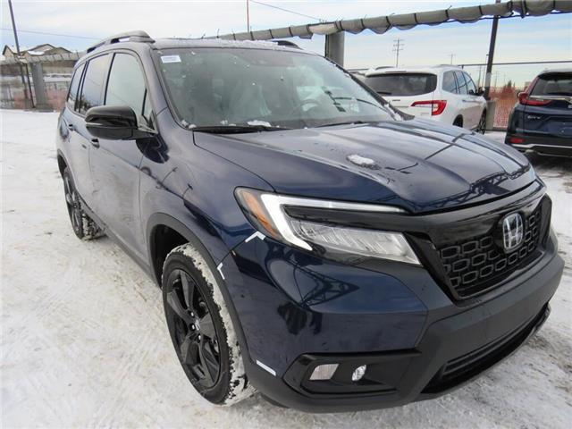 2020 Honda Passport Touring (Stk: 200085) in Airdrie - Image 1 of 8