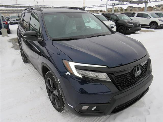 2020 Honda Passport Touring (Stk: 200116) in Airdrie - Image 1 of 8
