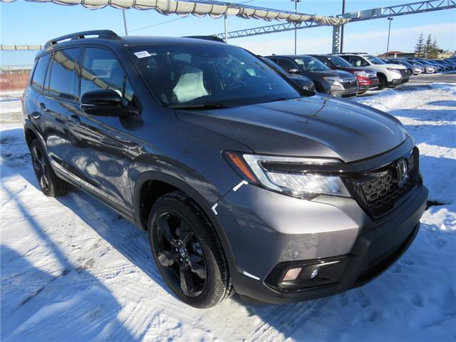 2020 Honda Passport Touring (Stk: 200131) in Airdrie - Image 1 of 8
