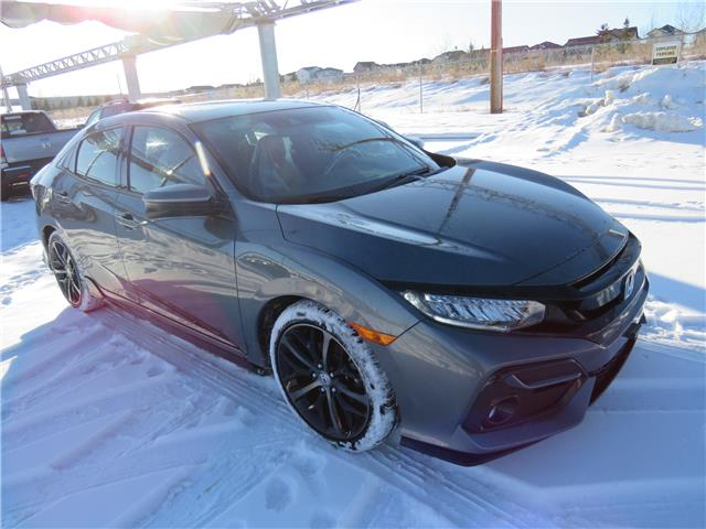 2020 Honda Civic Sport Touring (Stk: 200146) in Airdrie - Image 1 of 8
