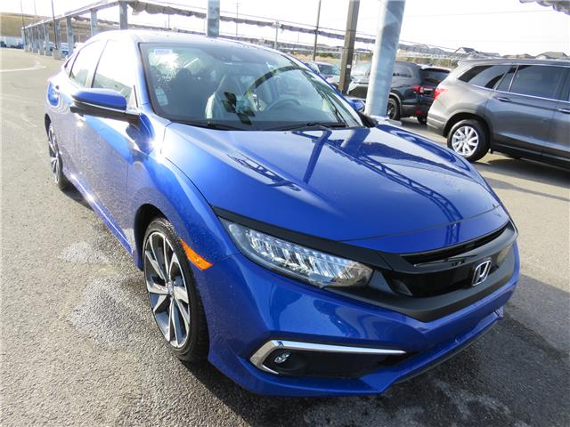 2020 Honda Civic Touring (Stk: 200038) in Airdrie - Image 1 of 8