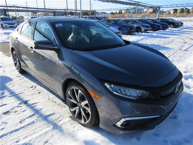 2020 Honda Civic Touring (Stk: 200078) in Airdrie - Image 1 of 8