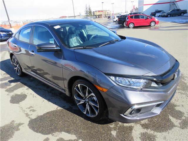 2020 Honda Civic Touring (Stk: 200226) in Airdrie - Image 1 of 8