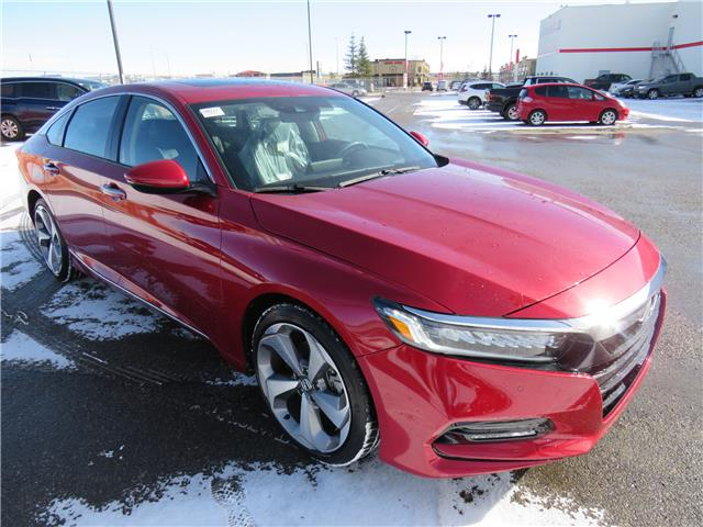 2020 Honda Accord Touring 1.5T (Stk: 200222) in Airdrie - Image 1 of 8