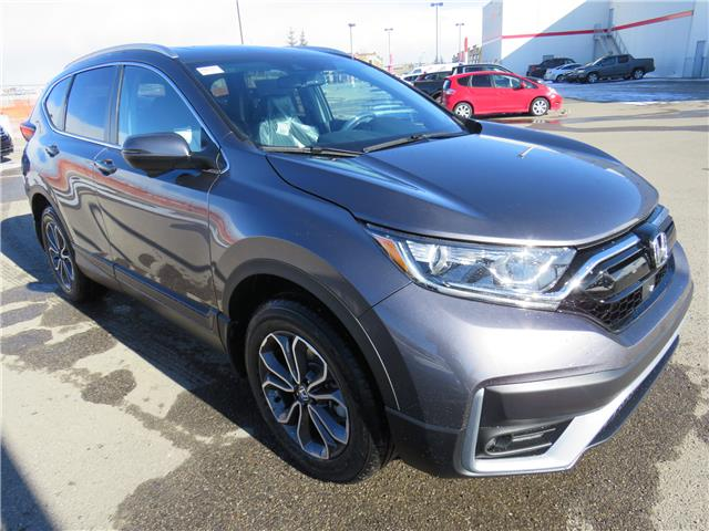 2020 Honda CR-V EX-L (Stk: 200224) in Airdrie - Image 1 of 8