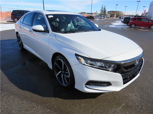 2020 Honda Accord Sport 1.5T (Stk: 200221) in Airdrie - Image 1 of 8