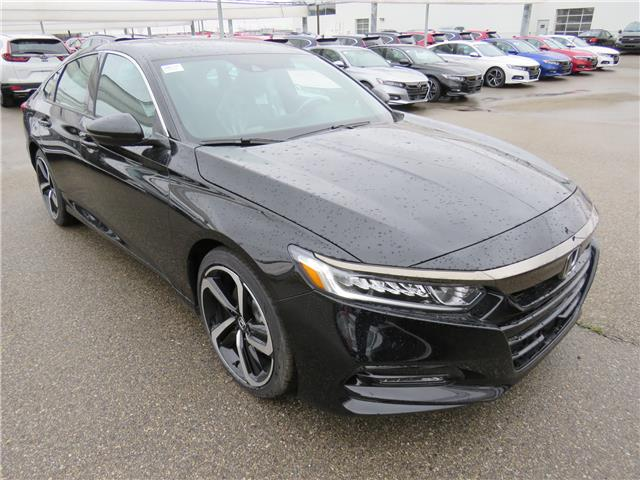 2020 Honda Accord Sport 2.0T (Stk: 200239) in Airdrie - Image 1 of 8